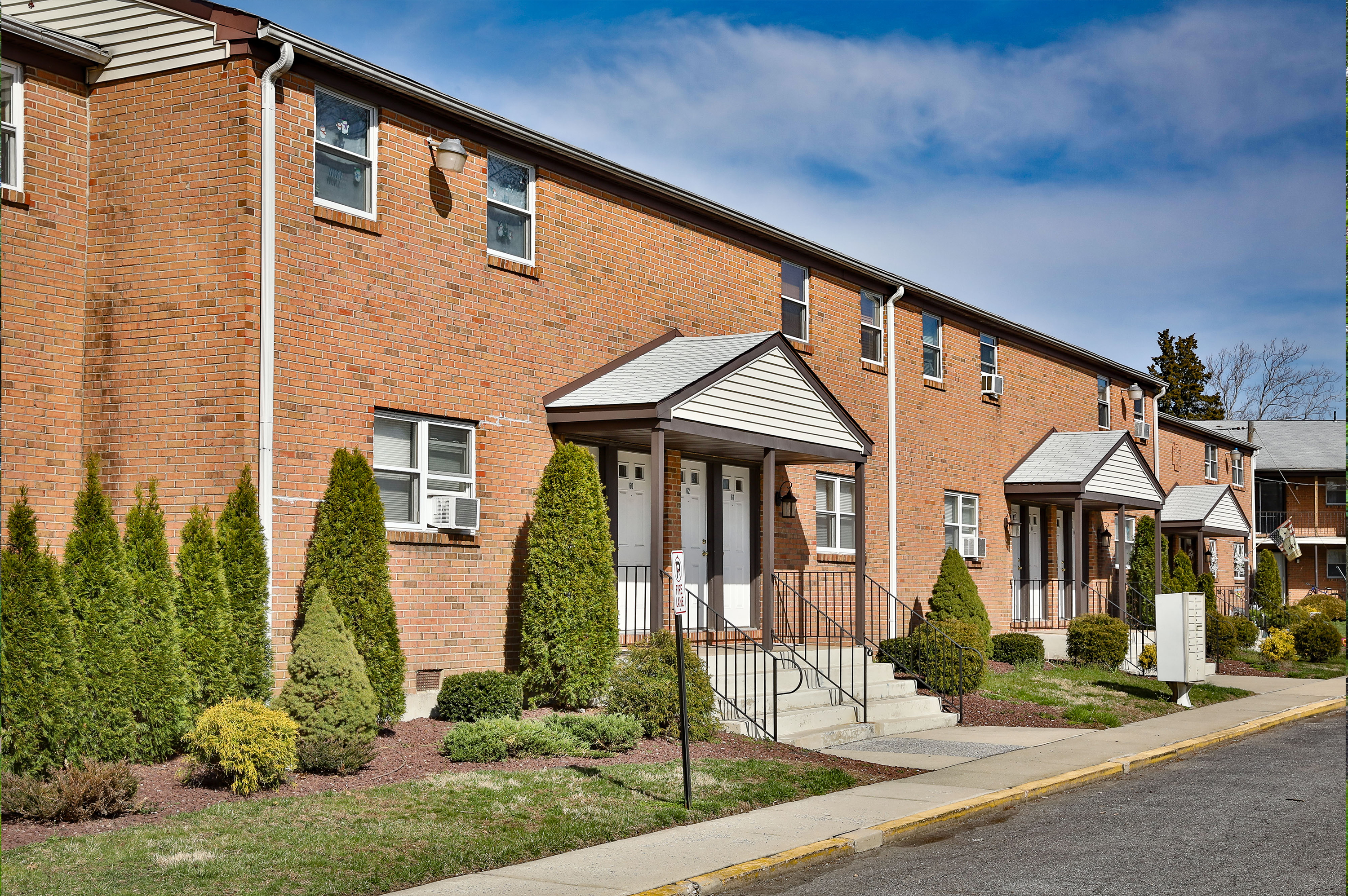New Jersey Apartments - Rushmore Management